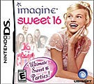 Nintendo DS - Imagine: Sweet 16