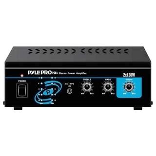 Pyle PCA4 Amplifier - 120 W RMS - 2 Channel