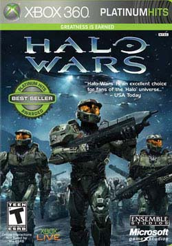 Xbox 360 - Halo Wars (Platinum Hits)