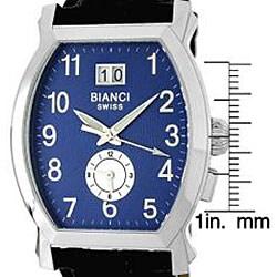 Roberto Bianci Men's 'Eleganza' Black Watch