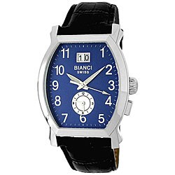 Roberto Bianci Men's 'Eleganza' Black Watch