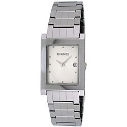Roberto Bianci Men's White Dial All Tungsten Watch
