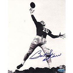 University of Alabama Bart Starr Autographed 8x10-inch Photograph