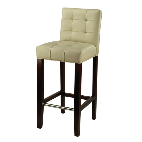 Safavieh 30-inch Noho Ivory Bar Stool