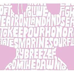 Los Angeles Pop Art Women's Marine Hoodie - Thumbnail 2