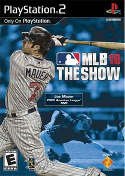 PS2 - MLB 10: The Show