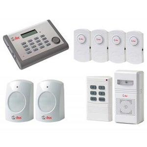 Q-see QSDL503AD Intelligent Auto-Dial Alarm System