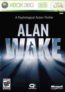 Xbox 360 - Alan Wake