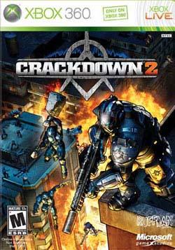 Xbox 360 - Crackdown 2