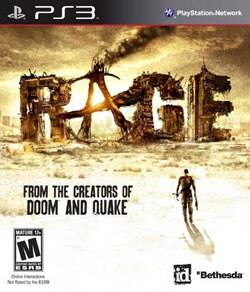 PS3 - Rage