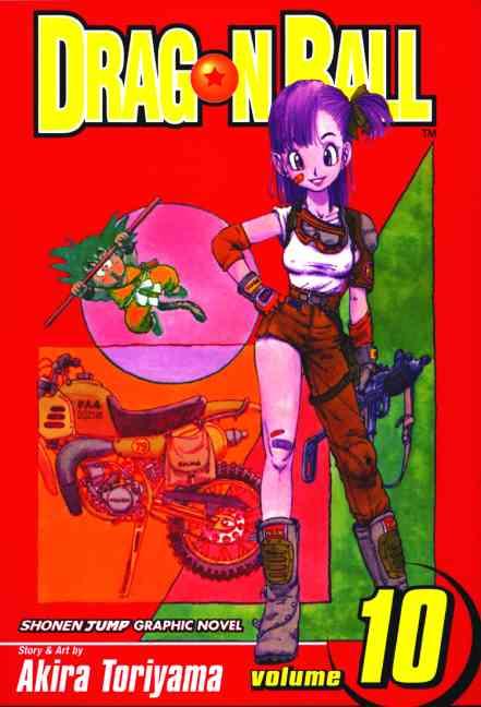 Dragon Ball 10 (Paperback)