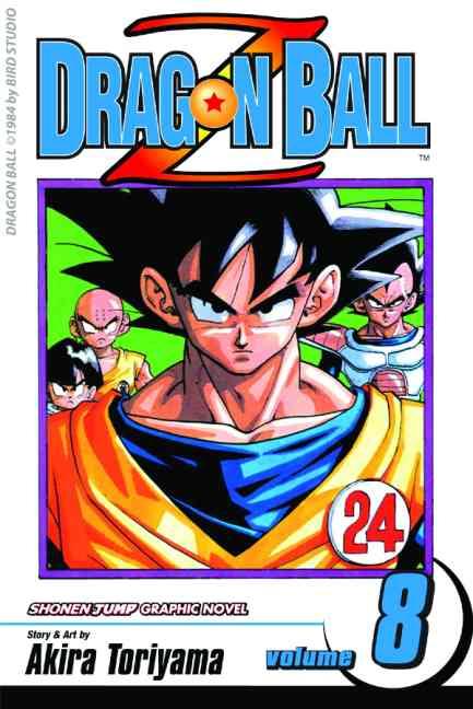 Dragon Ball Z 8 (Paperback)