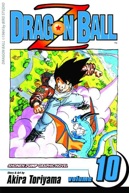 Dragon Ball Z 10 (Paperback)