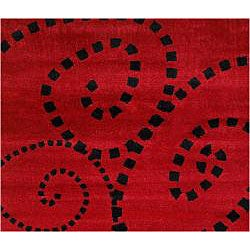 Admire Home Living Virginia Madison Rug (3'3 x 4'11) - Thumbnail 2