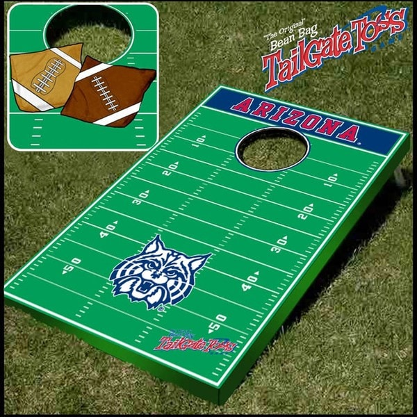 Officially Licensed NCAA Arizona Wildcats Tailgate Toss Game