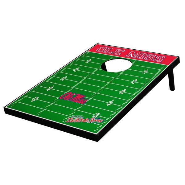 Ole Miss Tailgate Bean Bag Toss