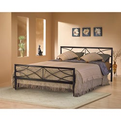 Shop Sonora Queen Size Platform Bed Overstock 4613012