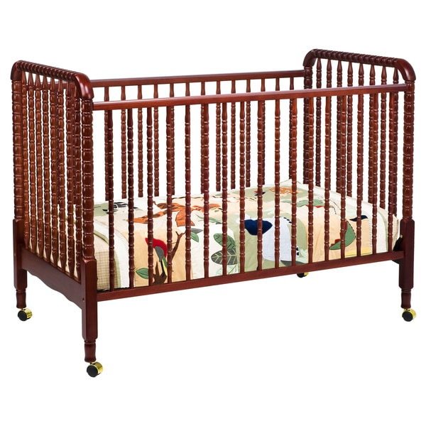 Davinci Jenny Lind 3 In 1 Crib In Cherry Free Shipping