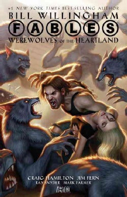 Fables: Werewolves of the Heartland (Hardcover)