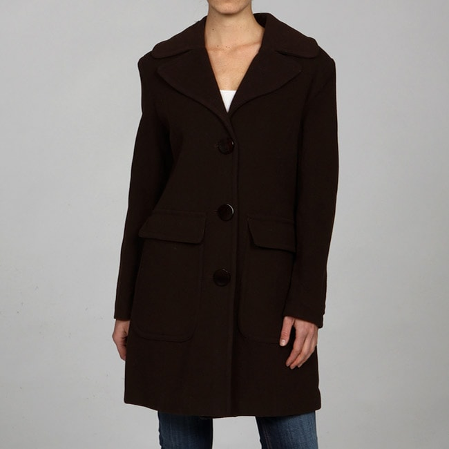 Nuage 'Messina' Women's Wool Coat