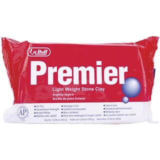 LaDoll Premier Lightweight White Stone Clay