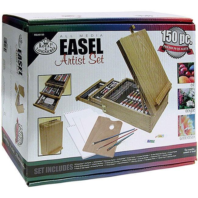 Royal & Langnickel All Media 150-piece Artist Kit (All Me...