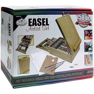 Royal & Langnickel All Media 150-piece Artist Kit