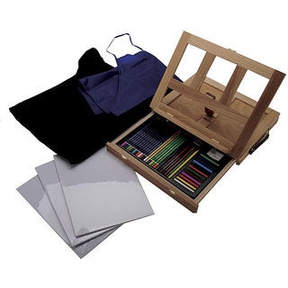 Drawing Easel Artist Kit