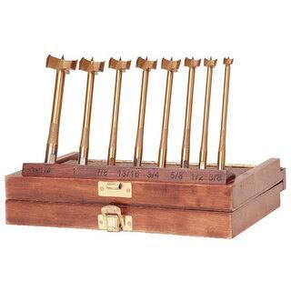 TG Tools KIK 8-piece Forstner Drill Bit Set|https://ak1.ostkcdn.com/images/products/4615784/P12543931.jpg?impolicy=medium