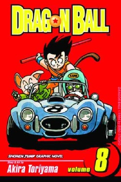 Dragon Ball 8 (Paperback)