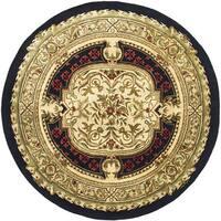 Safavieh Handmade Classic Wool Rug (6' Round) - 6' Round