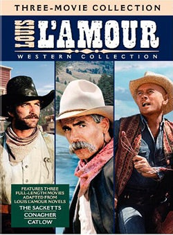 The Louis L'Amour Collection (DVD)