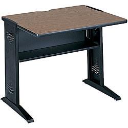 Safco Reverse-top Computer Desk