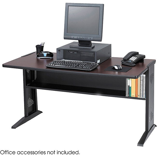 Safco Reversible Top Computer Desk Free Shipping Today