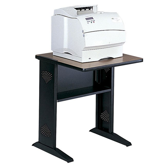 shop safco fax printer stand with reversible top free shipping