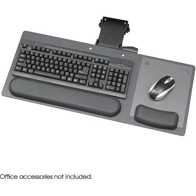 Safco Ergo-Comfort Articulating 28-inch Keyboard and Mouse Arm
