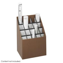 Safco 20-compartment Upright Roll File