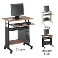 Safco MUV 29-inch Adjustable Height Computer Workstation Desk