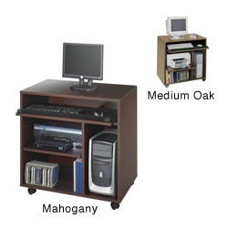 Safco Ready-to-use Computer Workstation Desk