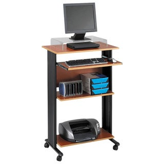 Safco MUV Stand-up Computer Workstation
