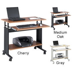 Safco MUV 35-inch Adjustable Height Computer Workstation Desk
