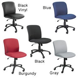 Safco Uber Big & Tall Mid-back Chair