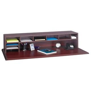 """Safco Low Profile Desk Top Organizer - 57.5""""w x 12""""d x 12""""h"""