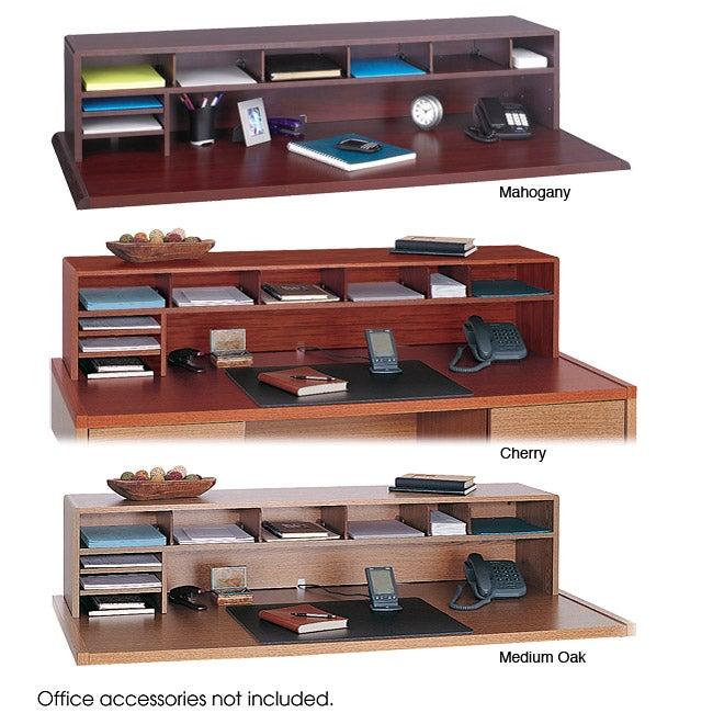 Safco Low Profile Desk Top Organizer 12580981