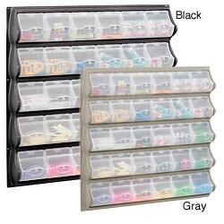 Safco 30-pocket Panel Bin