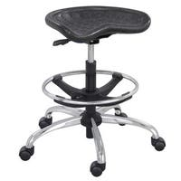 Safco SitStar Tractor Seat Stool - N/A