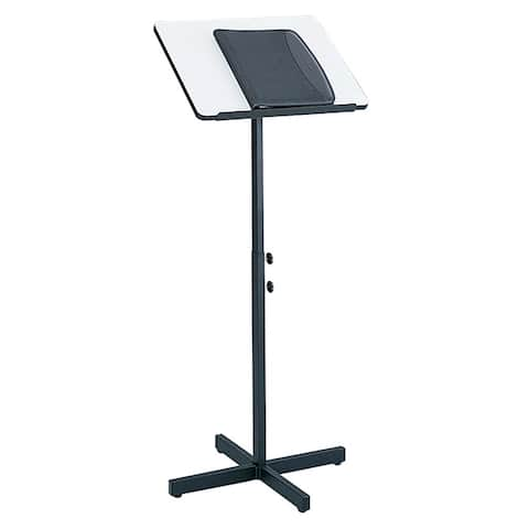 Safco Adjustable Speaker Lectern Stand