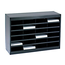 Safco E-Z Stor Literature Compartment Shelves