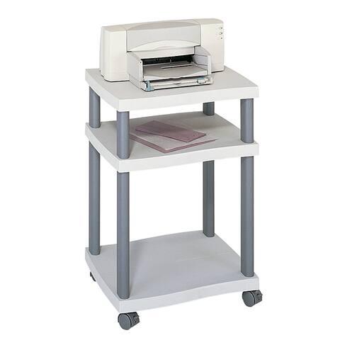 Safco Wave Desk Side Printer Machine Stand