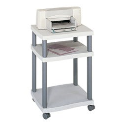 Safco Wave Desk Side Printer Machine Stand